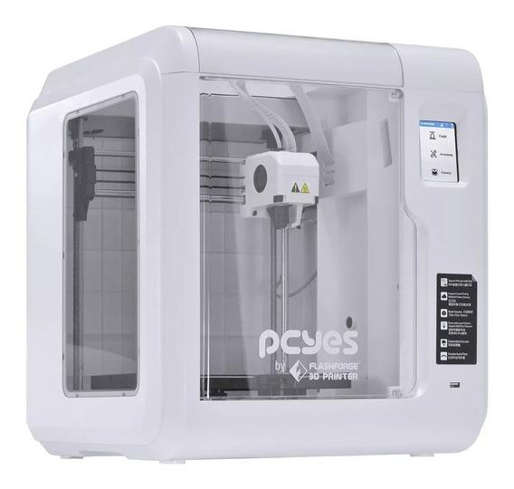 Impressora 3d Faber S Pcyes Pla - Abs - Pva - Hips - Petg