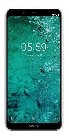 Nokia 5.1 Plus 32gb 3gb Pantalla Hd+ 5.8 Cam 13mp