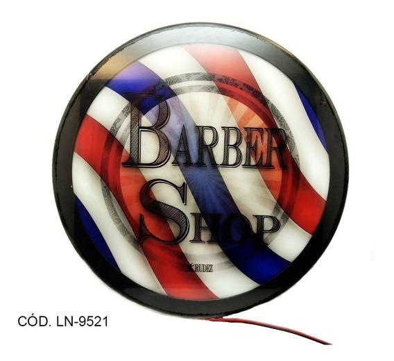 Luminoso Decorativo Para Barbearia