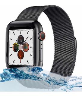 Smartwatch Iwo 12 44mm Ip 67 Phone Android Siri Garantia W55