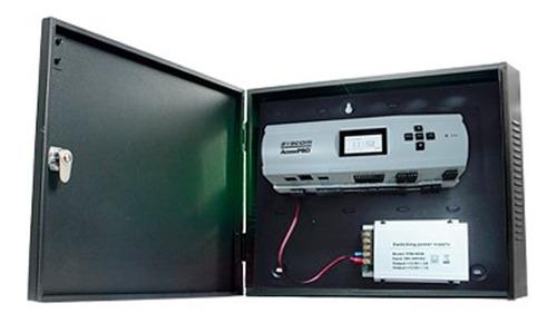 Controlador Acceso 2 Puertas Biometría Integrada 3k Huellas