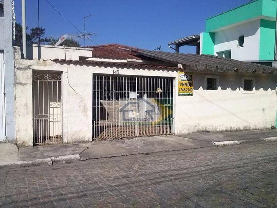 Terreno À Venda, 135 M² Por R$ 195.000,00 - Cidade Cruzeiro Do Sul - Suzano/sp - Te0038