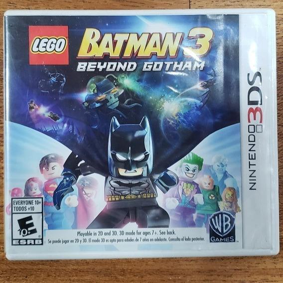 Jogo Batman 3 Beyond Gotham Nintendo 3ds