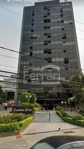 Ótima Sala Comercial A Venda - Ao Lado Do Metrô 50m2 - Cf27943