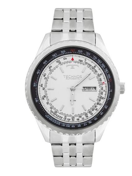 Relógio Technos Automático - 8205nm/1b