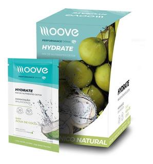 Moove Hidrate - Display 12 Unid. Sache 20g - Moove Nutrition