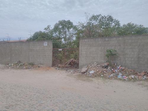 Terreno Para Alugar Na Cidade De Fortaleza-ce - L10457