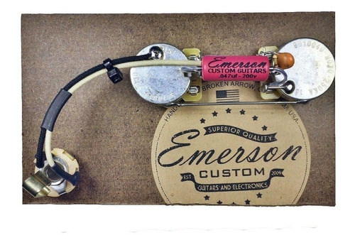 Precision Bass Prewired Kit ( Kit Precableado)