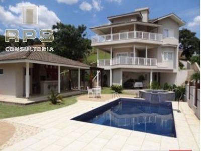 Casa Em Condomínio Residencial Para Venda Em Atibaia Condomínio Porto Atibaia -atibaia - Cc00359 - 34190055