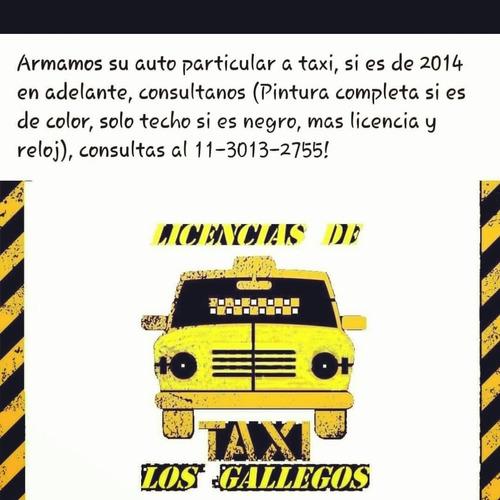 Taxis Y Licencias -  Los Gallegos - Consultenos -