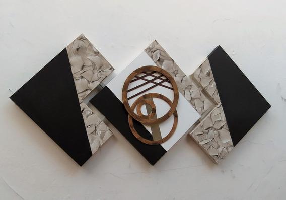 Quadros Abstratos 120x57cm
