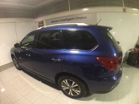 Nissan Pathfi Pathfinder Sense 2018 Seminuevos