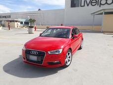 Audi A3 2014 Atracttion Sedan Piel Rines Factura Agencia