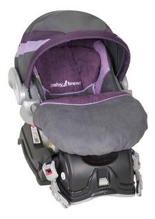 Portabebe Autoasiento Bebe Baby Trend Flex-loc Latch Arnes