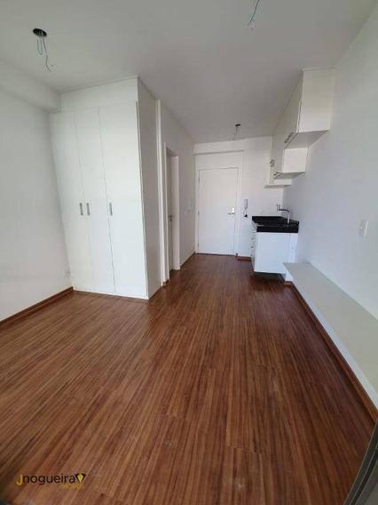 Apartamento Para Alugar, 29 M² Por R$ 2.300/mês - Brooklin - São Paulo/sp - Ap13620