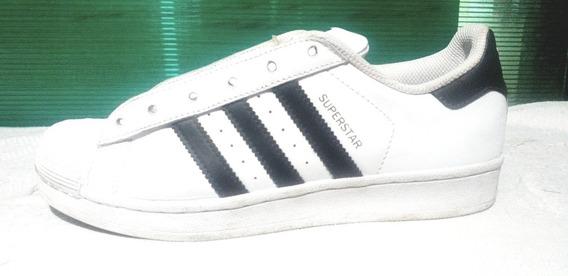 Zapatilla adidas Superstar-blancas