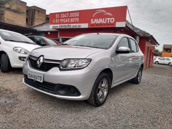 Renault Logan Expression Flex 1.6 16v 4p