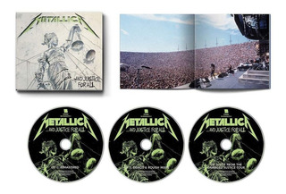 Metallica - And Justice For All Remastered Expanded [3 Cd]