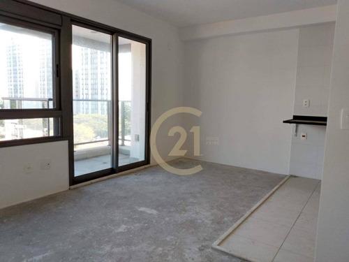Imagem 1 de 23 de Apartamento Com 1 Dormitório À Venda, 34 M² Por R$ 540.000,00 - Vila Madalena - São Paulo/sp - Ap22729