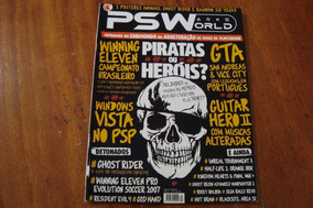 Revis Digerati Psworld 40 / Piratas Ou Herois Guitar Hero