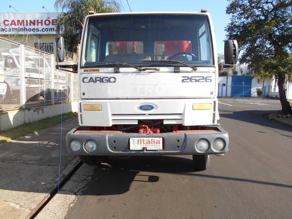 Caminhão Betoneira Ford Cargo 2626 2004