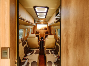 Mercedes Benz Sprinter Edicion Toilet By Imperial Vans