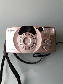 Câmera Canon Prima Zoom85 N Com Datador (analógica)