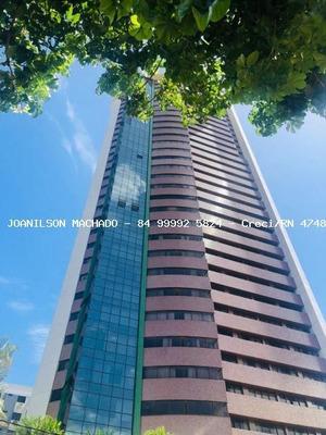 Apartamento Para Venda Em Natal, Petrópolis - Residencial Maria José Gurgel, 4 Dormitórios, 4 Suítes, 6 Banheiros, 3 Vagas - Ap1063-maria Gurgel