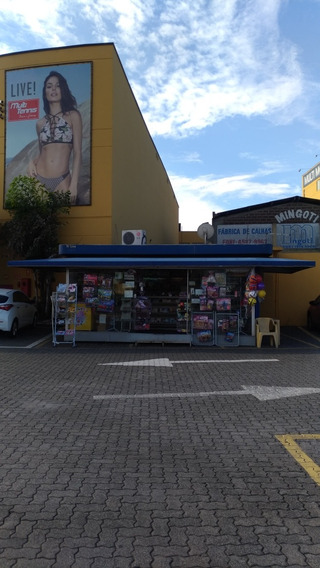 Banca De Jornal E Revista
