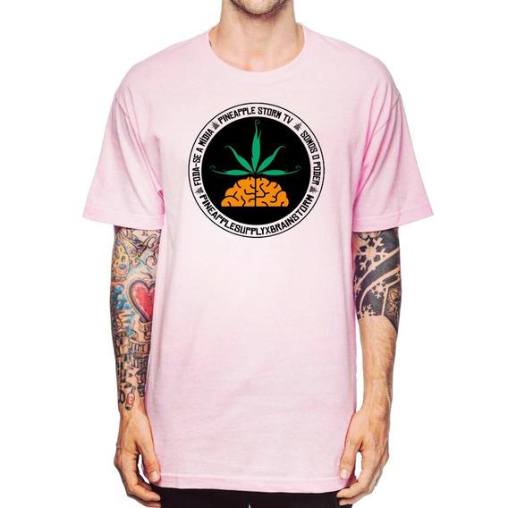 Camisa Diamonds Pineapple Froid Rap Poesia Acústica