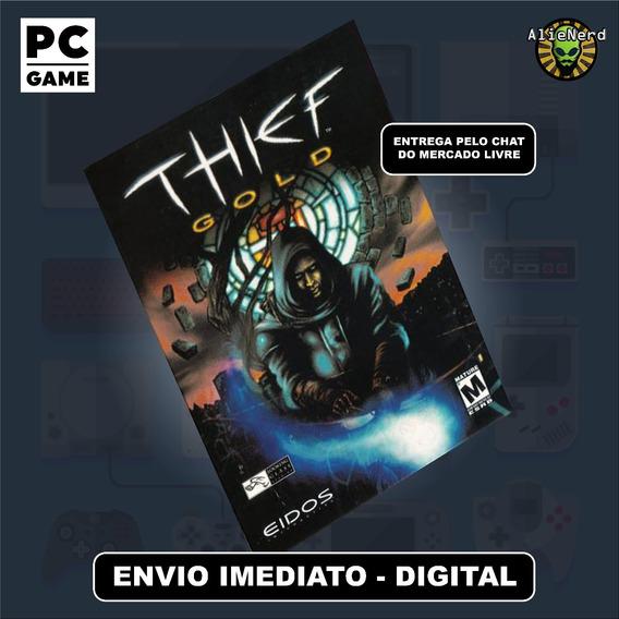 Thief Gold - Pc - Mídia Digital