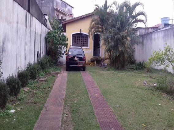Casa Terrea No Bairro Jordanopolis Em Sao Bernardo Do Campo Com 02 Dormitorios - V-29598