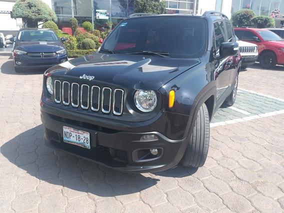 Jeep Renegade 1.8 Litude 4x2 At 2017