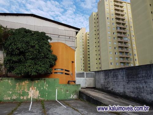 Parque Oratório - Galpão - 900m² - Terreno  1.200m². - 60813