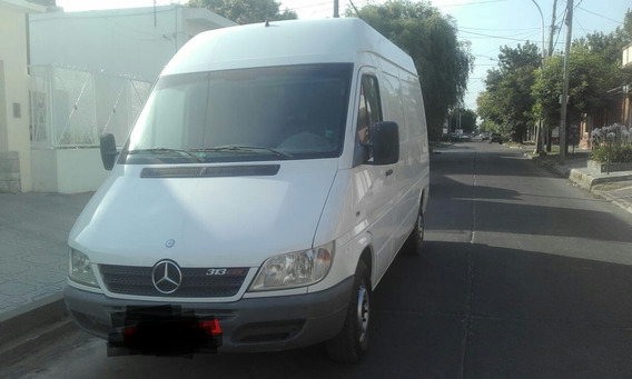 Mercedes-benz Sprinter 2.1 313 Furgon 3550 Te V2 S-airgab