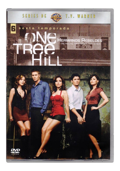 One Tree Hill Hermanos Rebeldes Temporada 6 Seis Sexta Dvd