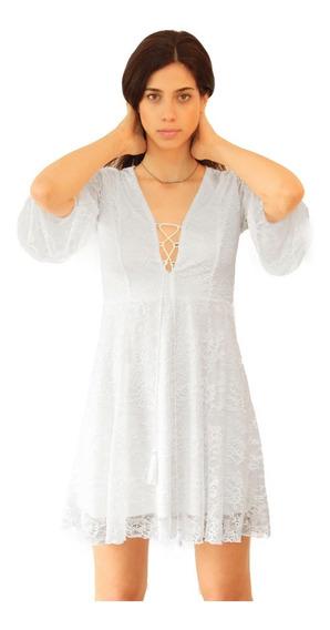 Vestido Elle, Corto Brishka M-0081