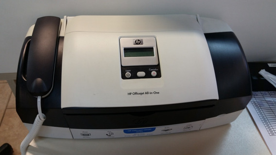 Impressora Hp Office Jet All In One