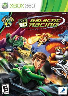 Ben 10 Galactic Racing - Xbox 360