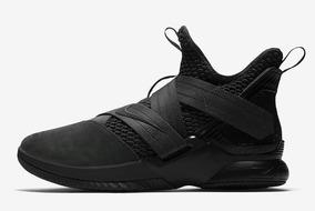 Tênis Nike Lebron Soldier 12 Sfg Zero Dark Thirty Preto