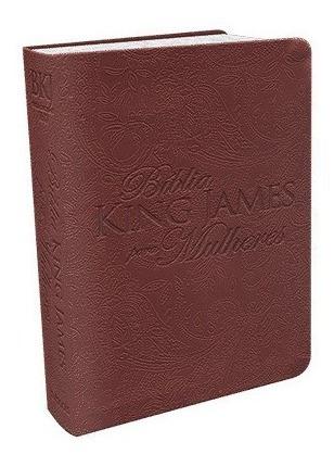 Bíblia King James Para Mulheres Bv Books