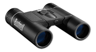 Binoculares Bushnell 10x 25mm Powerview Roof Prism Negro