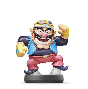 Wario Amiibo (serie Super Smash Bros)