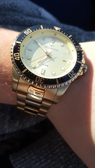Relógio Technos 2415ce/4d