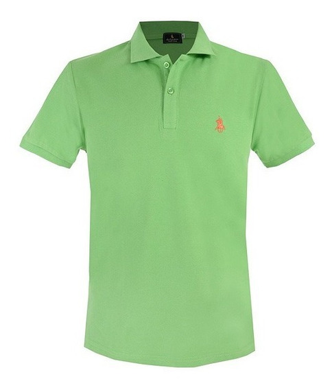 Playera Polo Club Of Berkshire, Juevenil Corte Slim