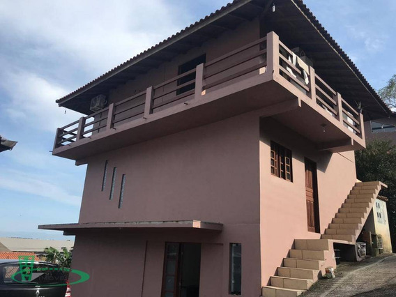Casa Com 2 Dormitórios Para Alugar, 75 M² Por R$ 1.600/mês - Rio Tavares - Florianópolis/sc - Ca1478