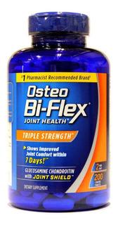 Osteo Bi-flex - Biflex- Glucosamina - 200 Capsulas - Validade De 26 Meses Especificado Na Descrição