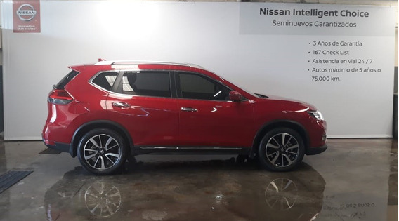 Nissan X-trail Exclusive 4wd 3 Filas 2019