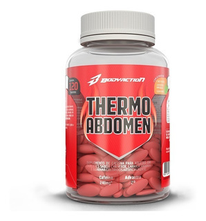 Thermo Abdomen 120 Caps - Body Action ( Queima Gordura )