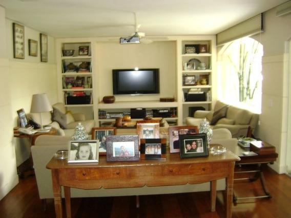 Casa Com 1.000 M² - 6 Vagas - 6 Suítes - Morumbi - 3-im21445